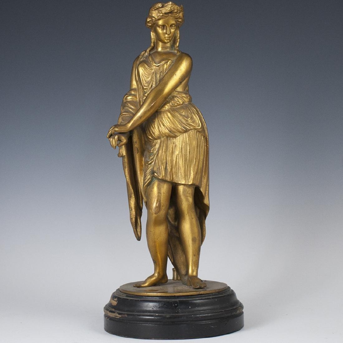Neo-Classical Dore Bronze Sculpture