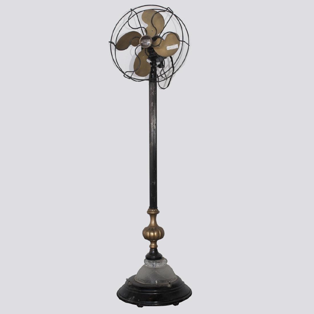 Antique Emerson MFG Co. Oscillating Fan