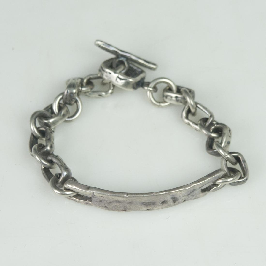 Mexican Sterling Bracelet