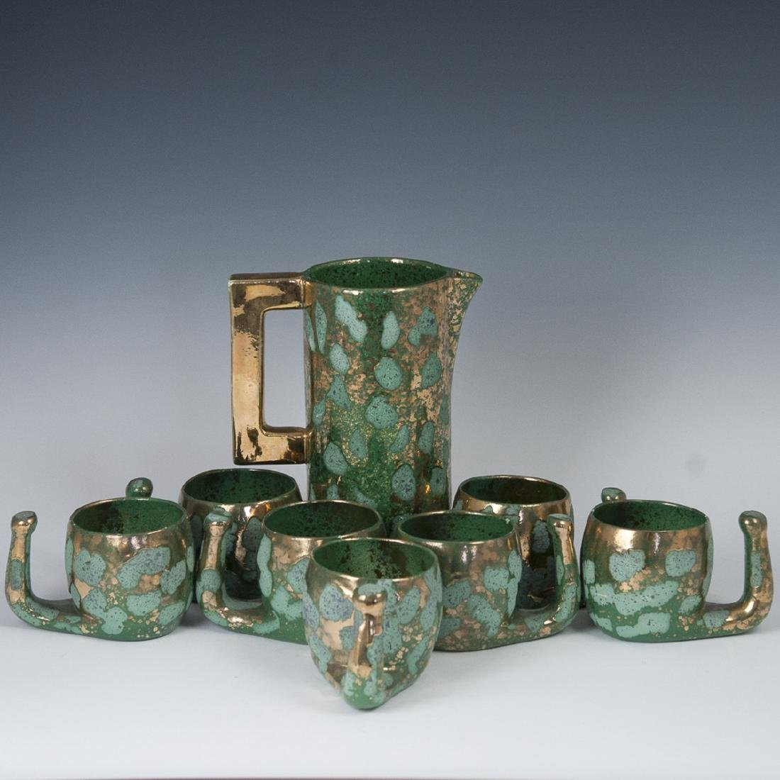 Westwood Ware Pottery Set