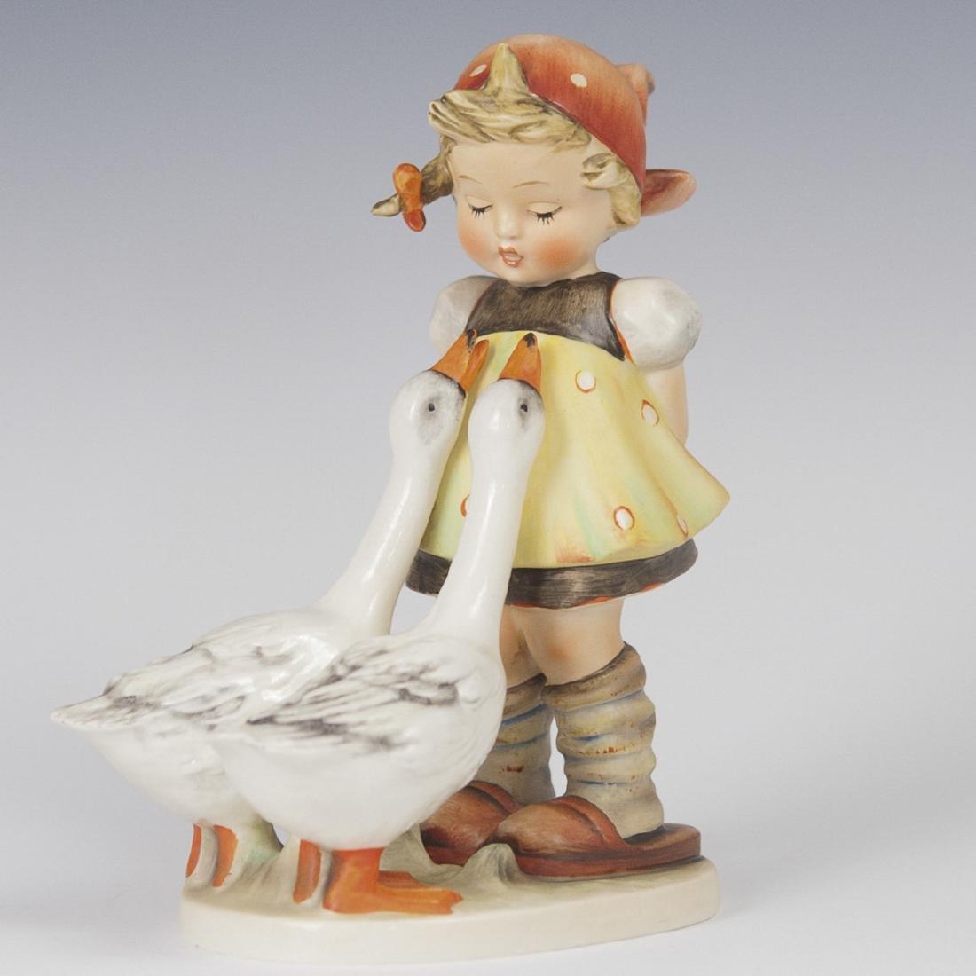 Vintage Goebel Porcelain Figurine