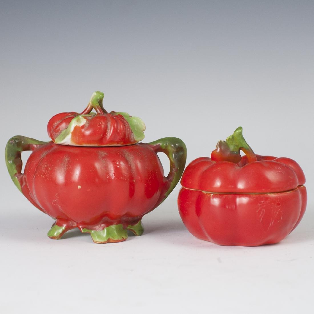 Royal Bayreuth Porcelain Tea Set