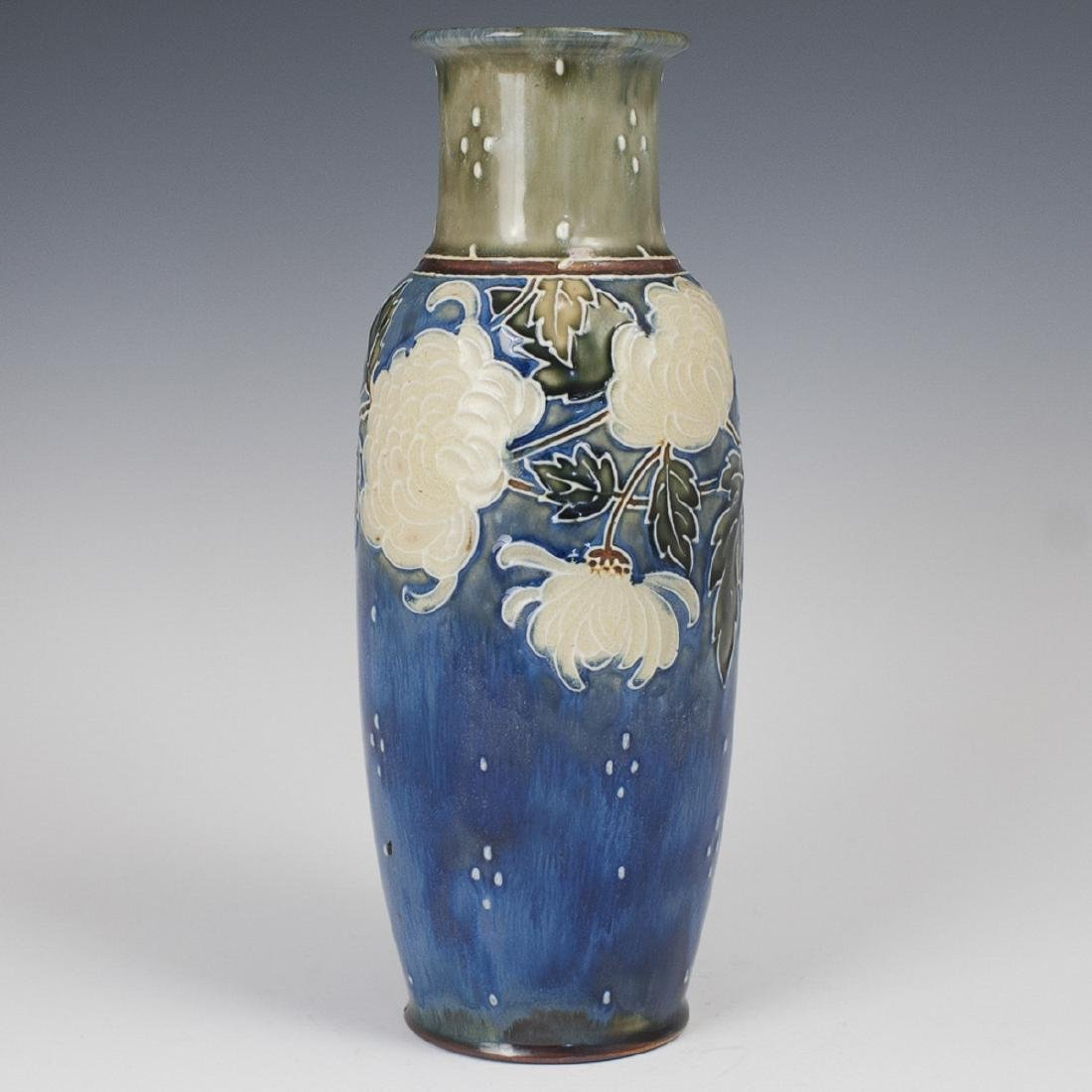 Royal Doulton Glazed Stoneware Vase