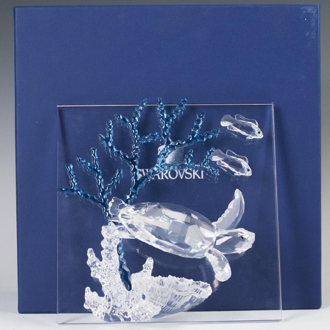 "Swarovski Crystal Wonders of the Sea ""Eternity"""