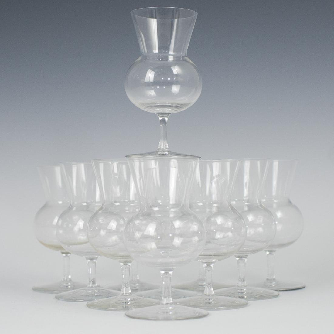 Baccarat Thistle Glasses
