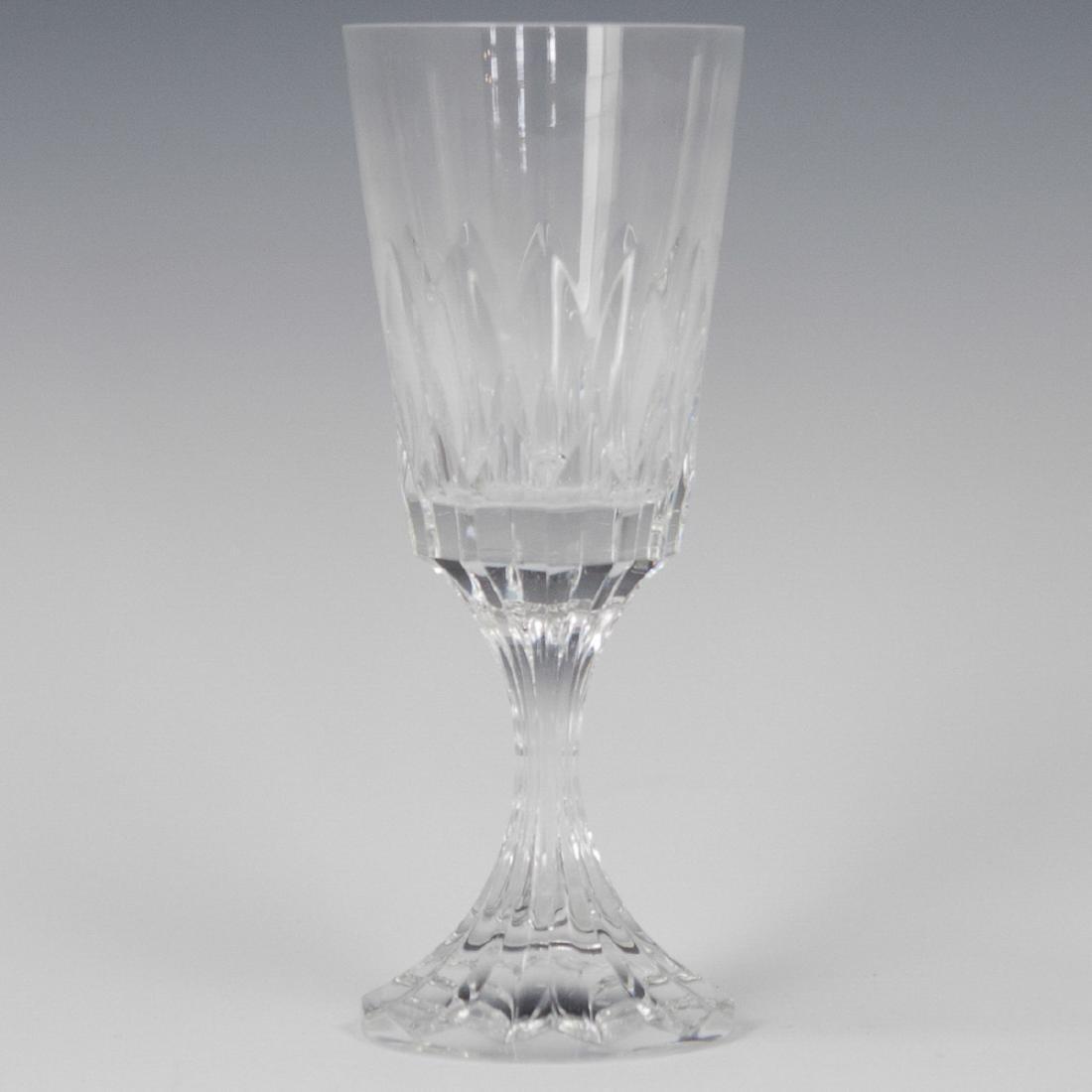 "Baccarat Crystal ""D'Assas"" Water Goblet"