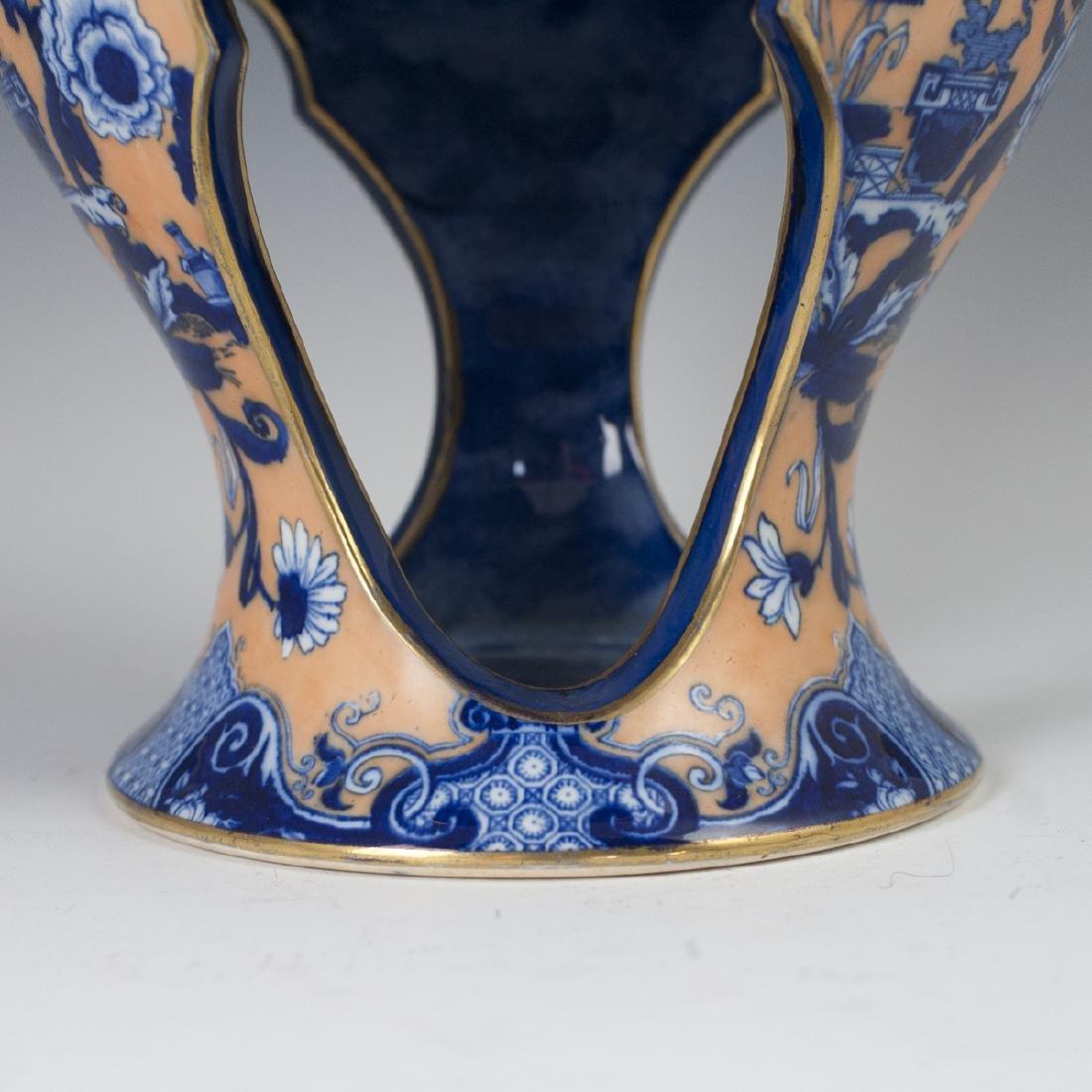 Doulton Burslem Porcelain Vase - 2
