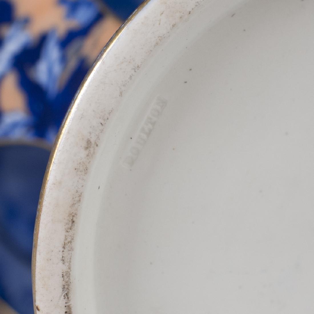 Doulton Burslem Porcelain Vase - 8