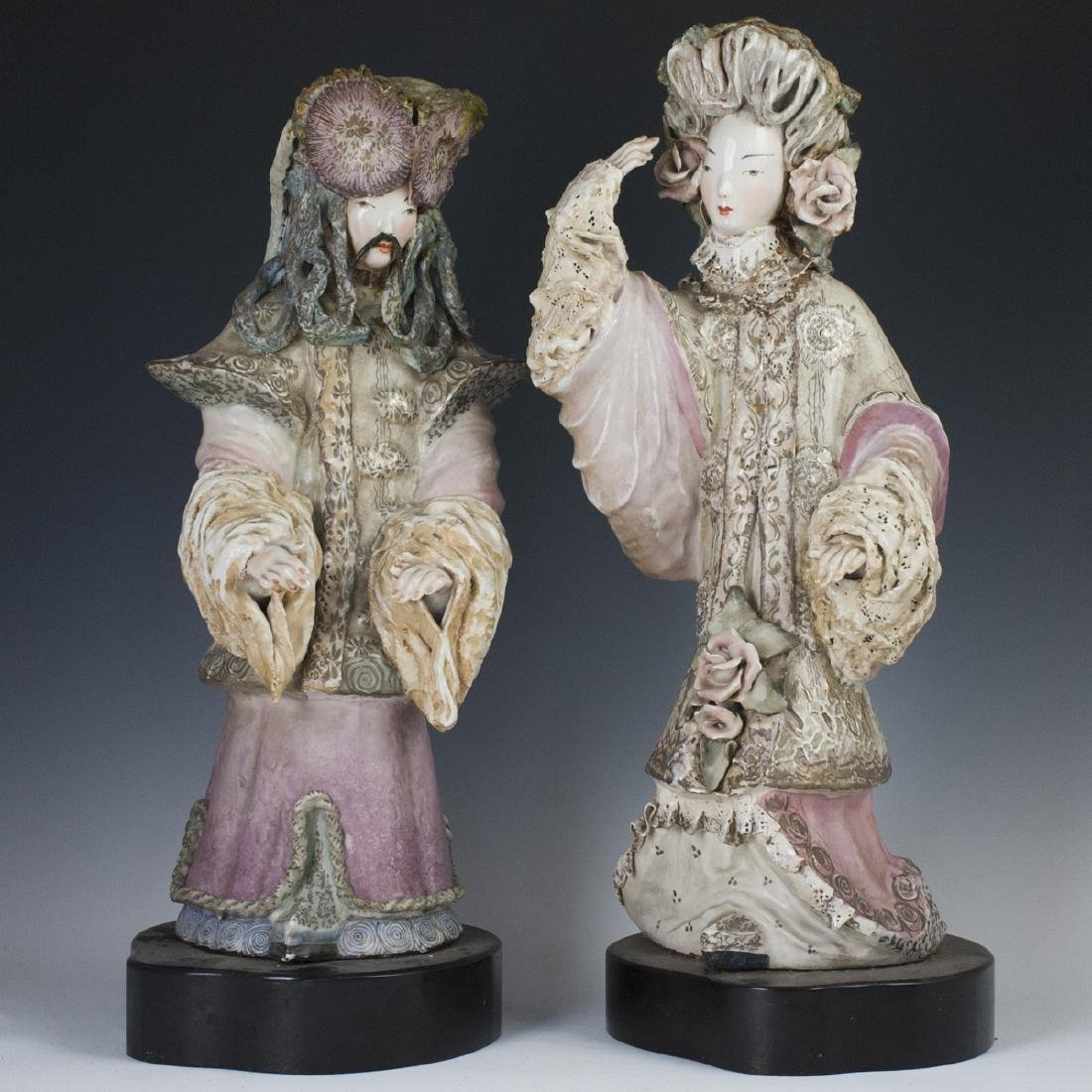 Cordey Porcelain Chinese Emperors
