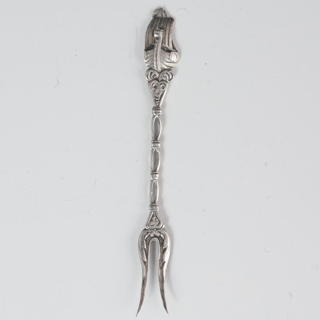 Antique Continental Silver