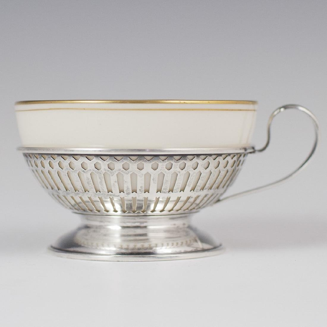 Wallace Sterling Tea Cup