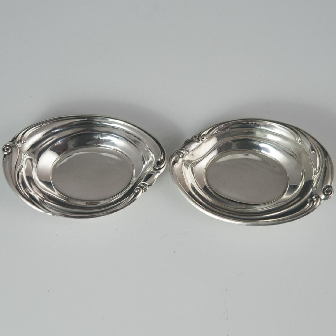 Wallace Sterling Bonbon Dishes