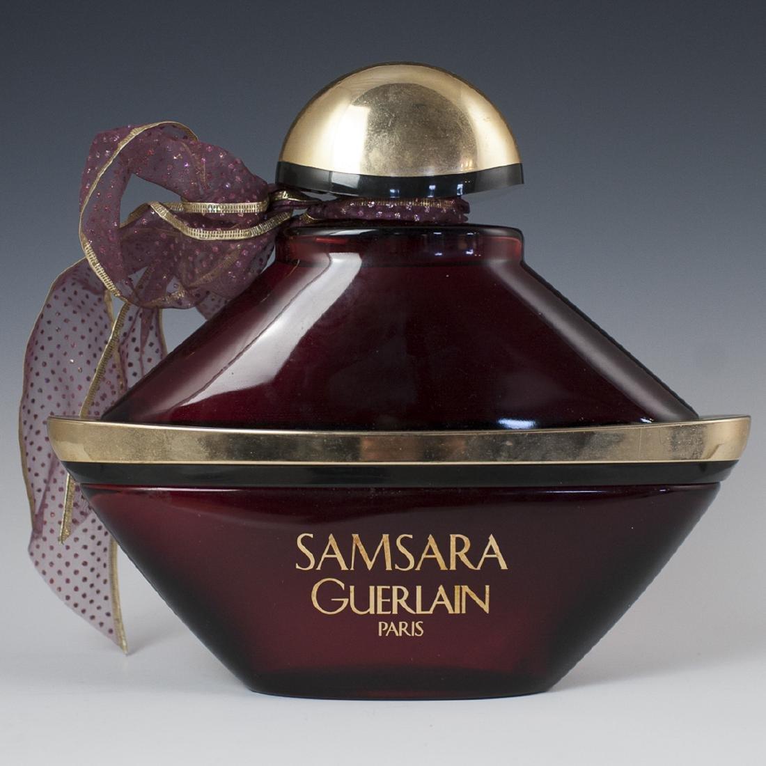Samsara Guerlain Factice Bottle