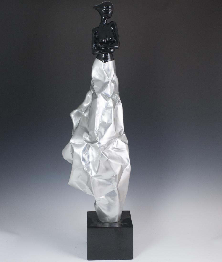 Vintage Resin Decorative Sculpture
