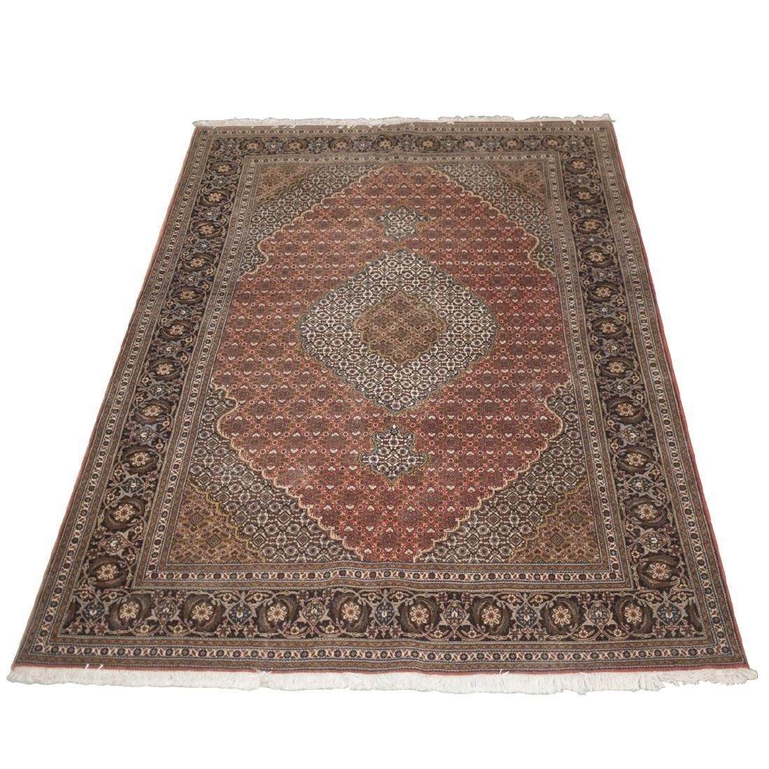 Large Persian Wool Rug