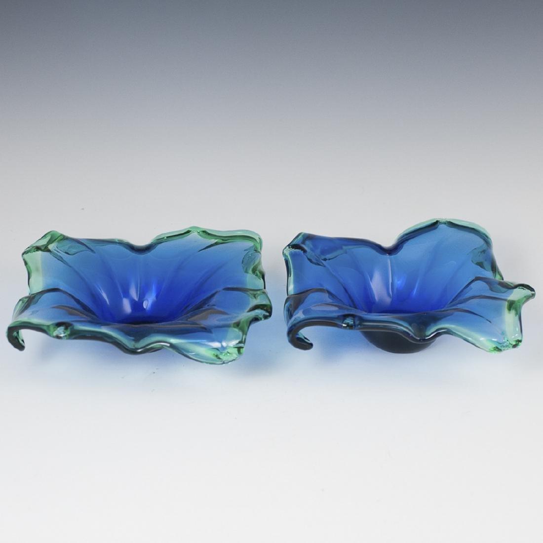 Murano Glass Ashtrays