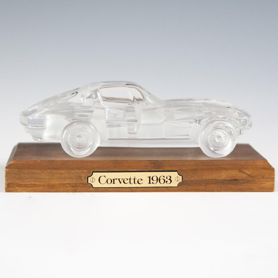 Hofbauer Crystal Corvette
