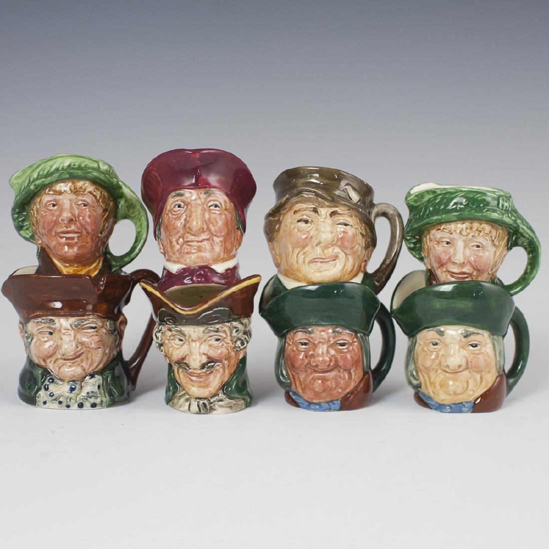 Royal Doulton Figural Mugs