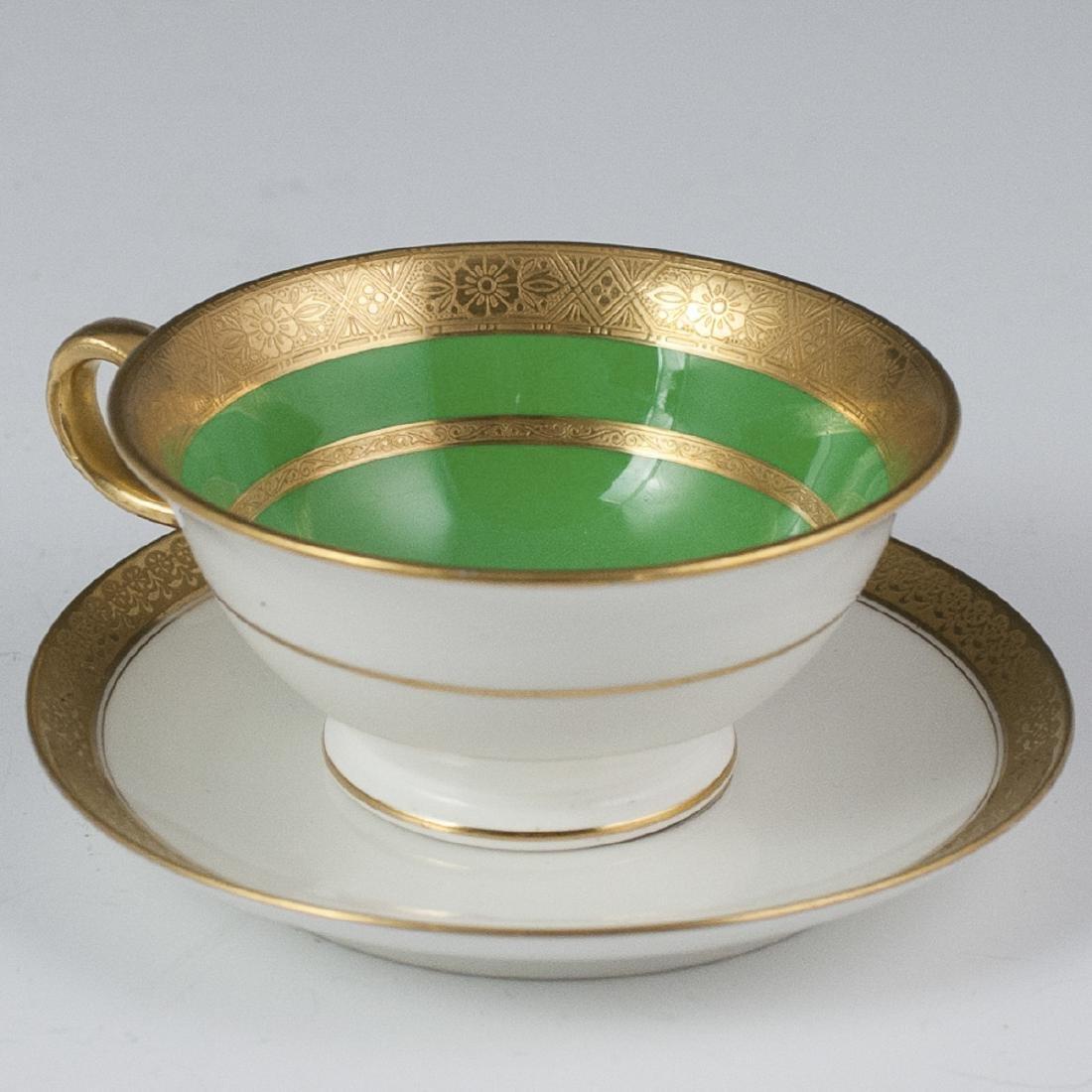 Mintons Tiffany & Co. Porcelain Teacup