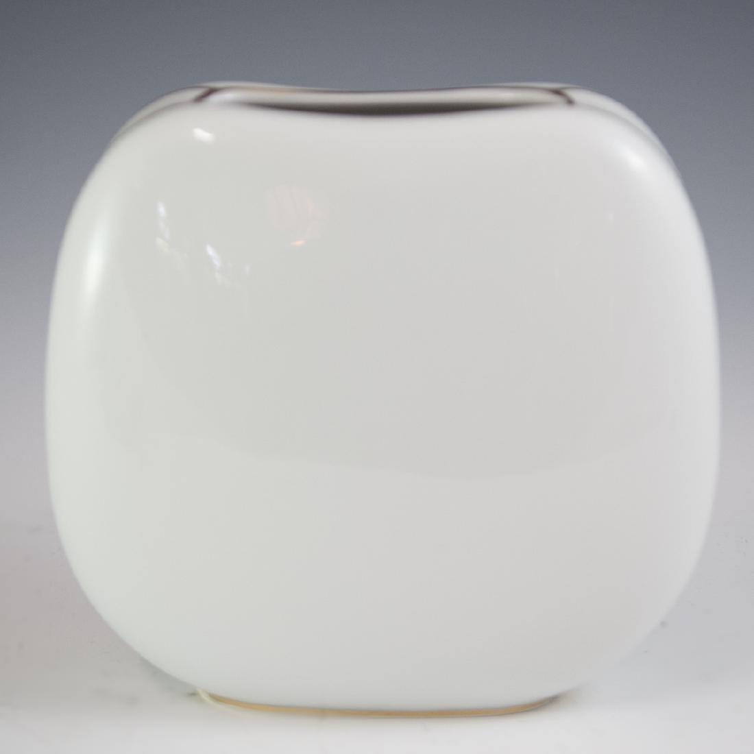 Hutschenreuther Contemporary Porcelain Vase