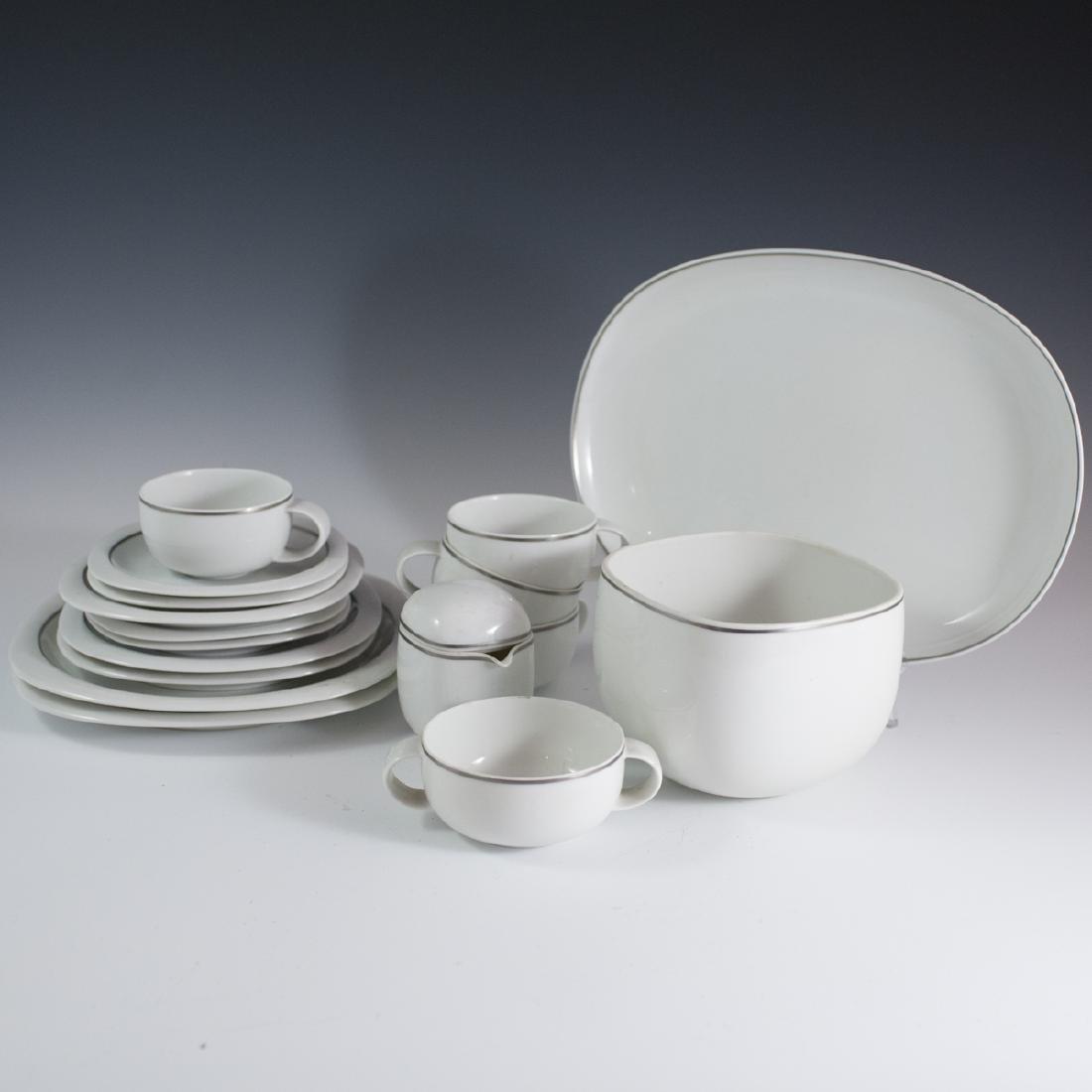 """Rosenthal """"Suomi Lanka"""" Porcelain Set"""