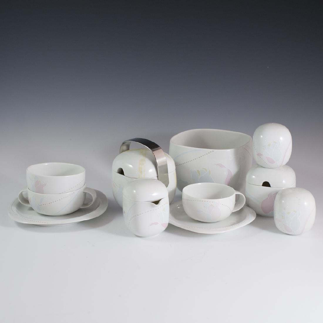 """Rosenthal """"Suomi Sharon"""" Porcelain Set"""