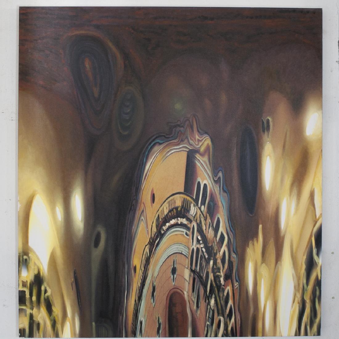 Filippo Garrone Contemporary Oil on Canvas