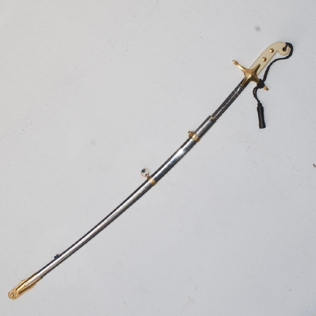 USMC Ceremonial Dress Sword & Scabbard