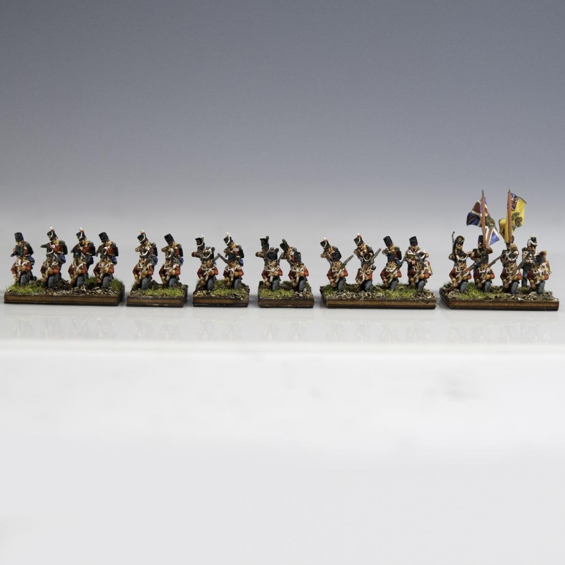 Battle of Quatre Bras 30th Ft 2nd Battalion Lead