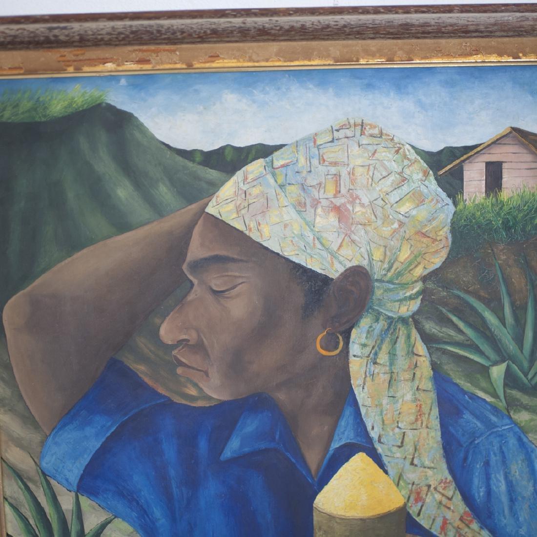 Jacques Enguerrand Gourgue (Haitian 1930 - 1996) - 2