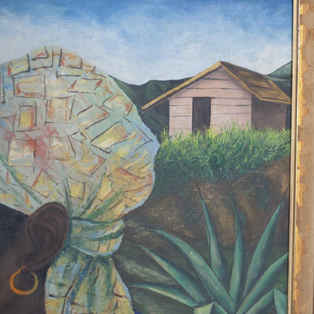 Jacques Enguerrand Gourgue (Haitian 1930 - 1996) - 6