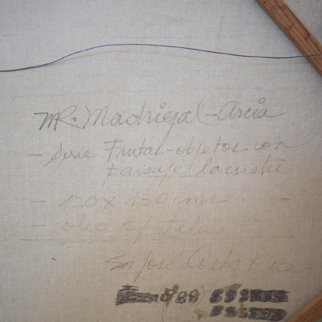 Mario Rene Madrigal Arcia (Costa Rican, b. 1957) - 5