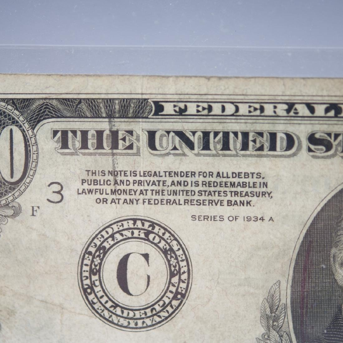 1934 A 500 Dollar Bill - 2