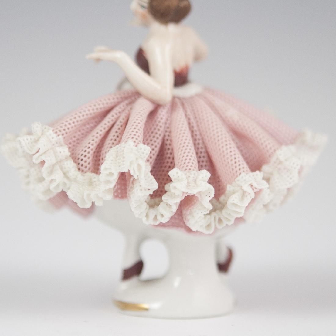Wilhelm Rittirsch Porcelain Ballerina - 2