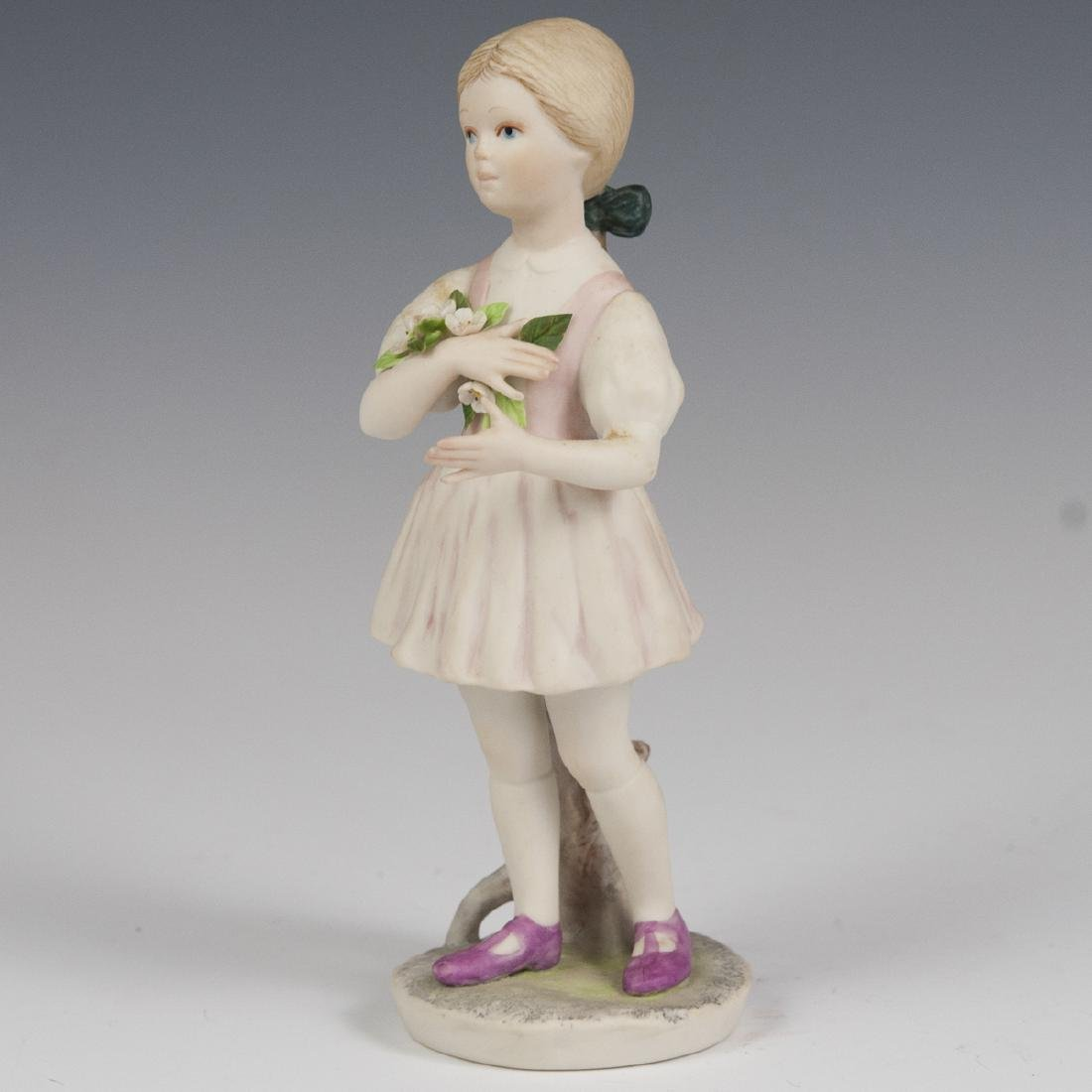 Sybis Bisque Porcelain Figurine