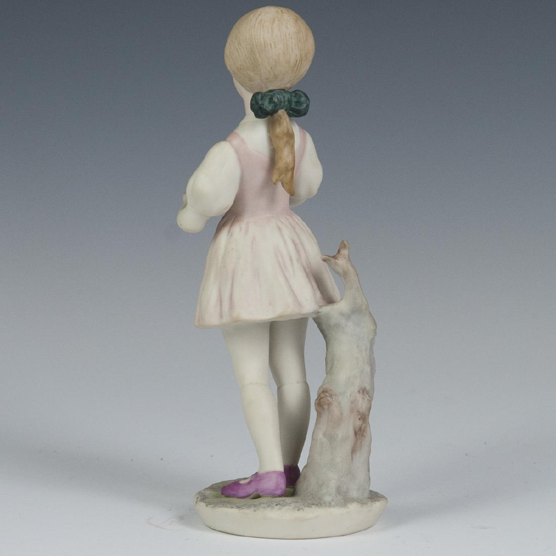 Sybis Bisque Porcelain Figurine - 5