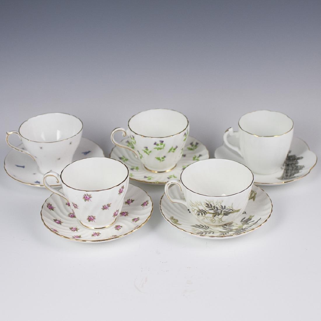 Vintage Porcelain Tea Cups