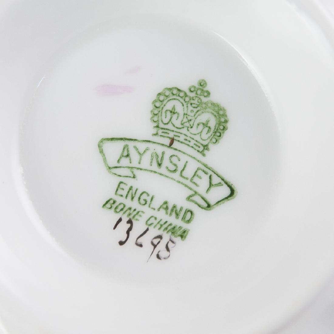 Vintage Porcelain Tea Cups - 5