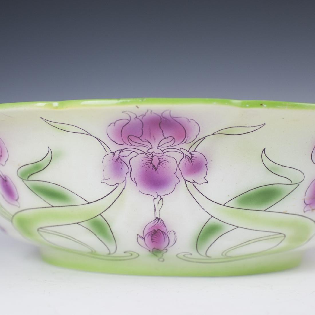 "Shelley ""Semi Porcelain"" Art Nouveau Wash Basin - 2"