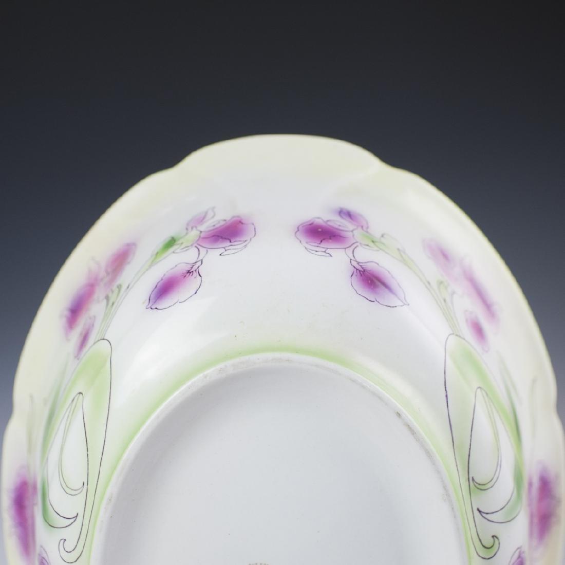 "Shelley ""Semi Porcelain"" Art Nouveau Wash Basin - 5"