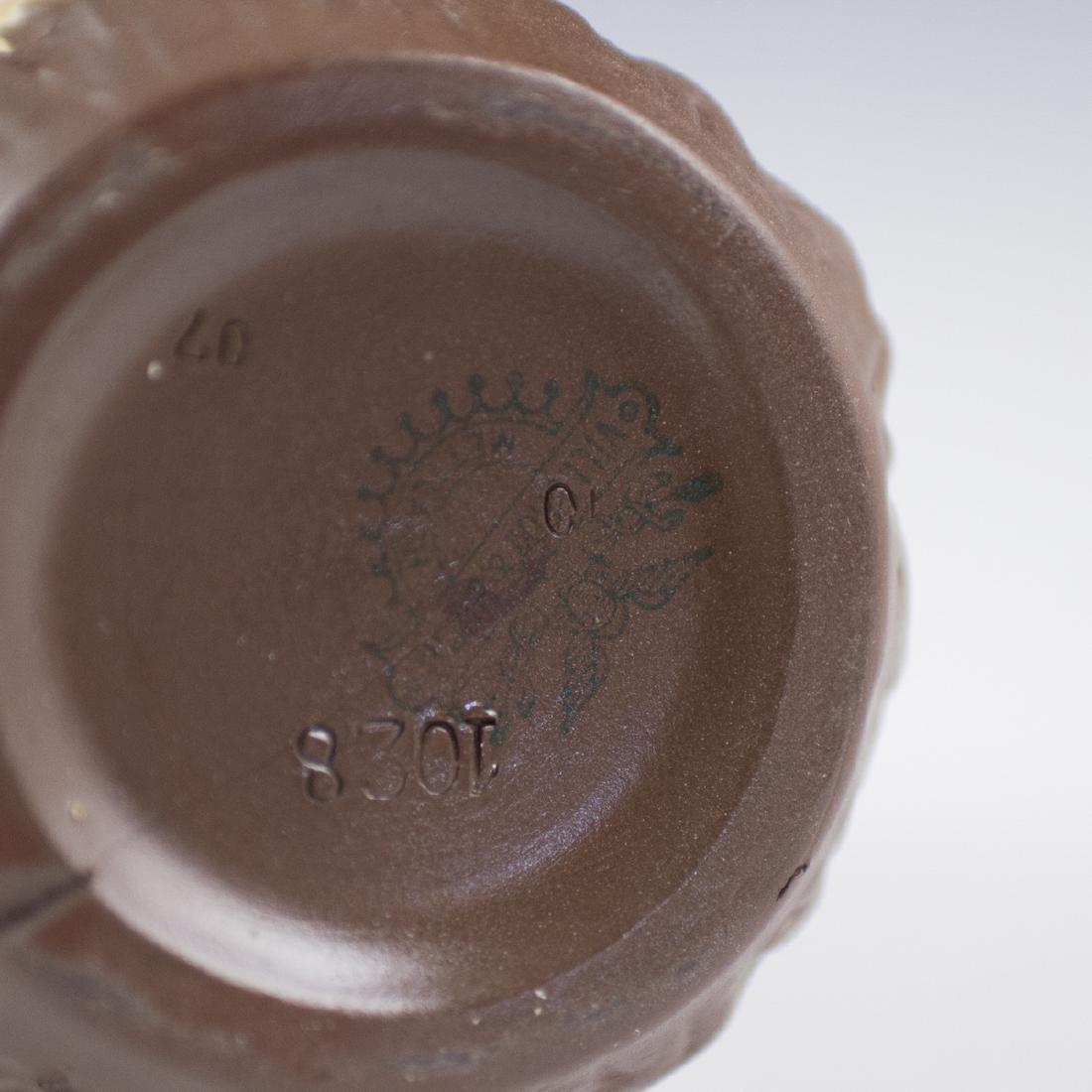 Antique Villeroy & Boch Porcelain Beer Stein - 3