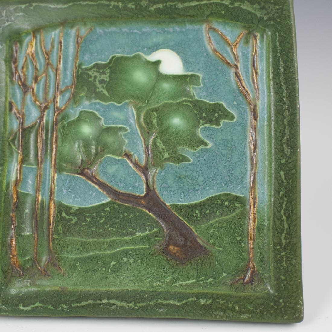 Ephraim Faience Pottery Tiles - 4
