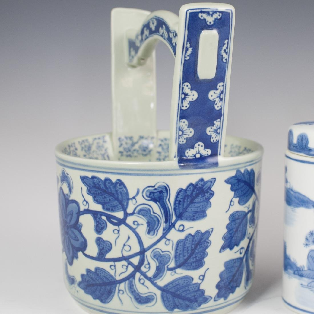 Decorative Chinese Blue & White Porcelain - 3