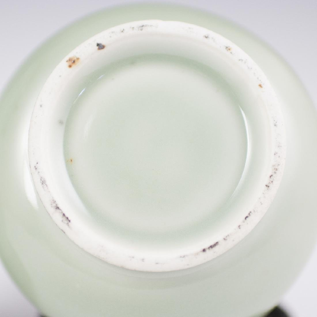Chinese Celadon Vases - 4