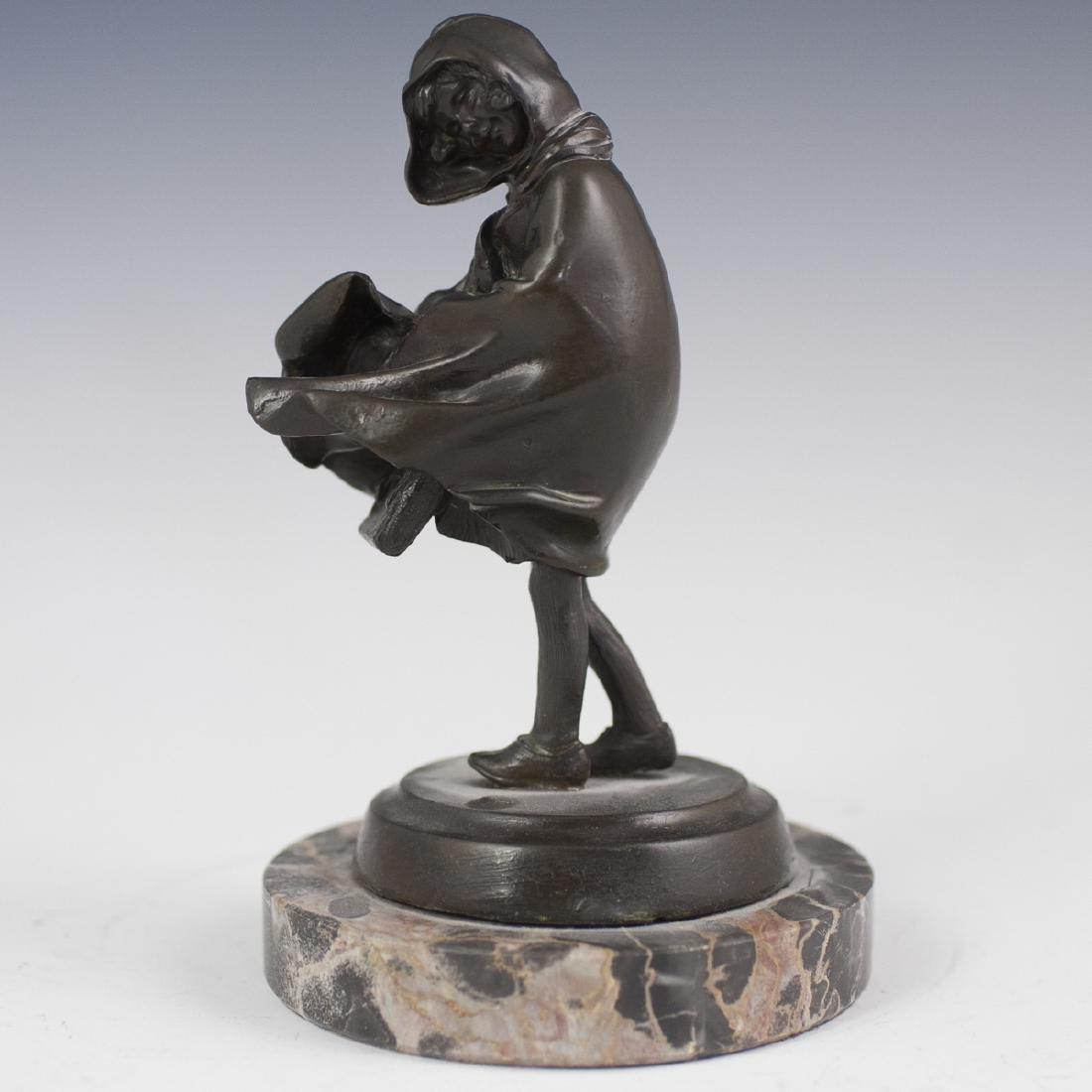 After Demetre Chiparus Bronze Sculpture