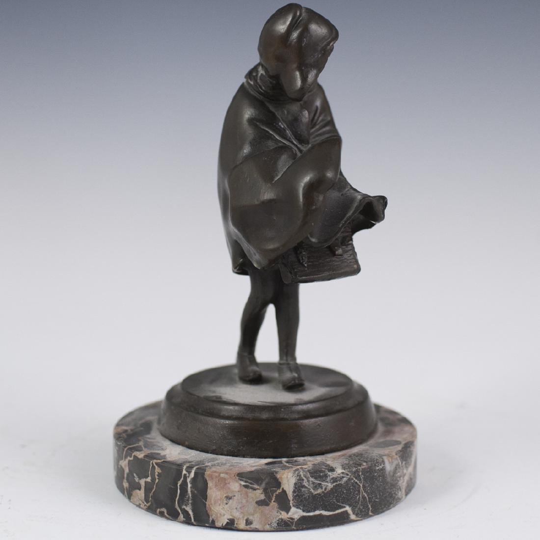 After Demetre Chiparus Bronze Sculpture - 2