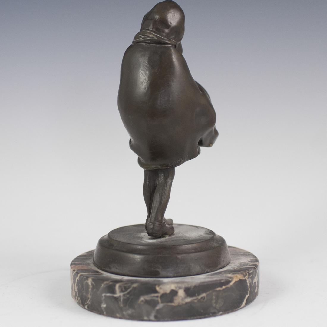 After Demetre Chiparus Bronze Sculpture - 3