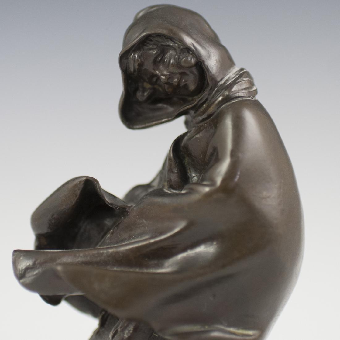 After Demetre Chiparus Bronze Sculpture - 4
