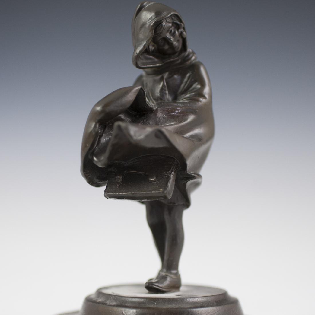 After Demetre Chiparus Bronze Sculpture - 5