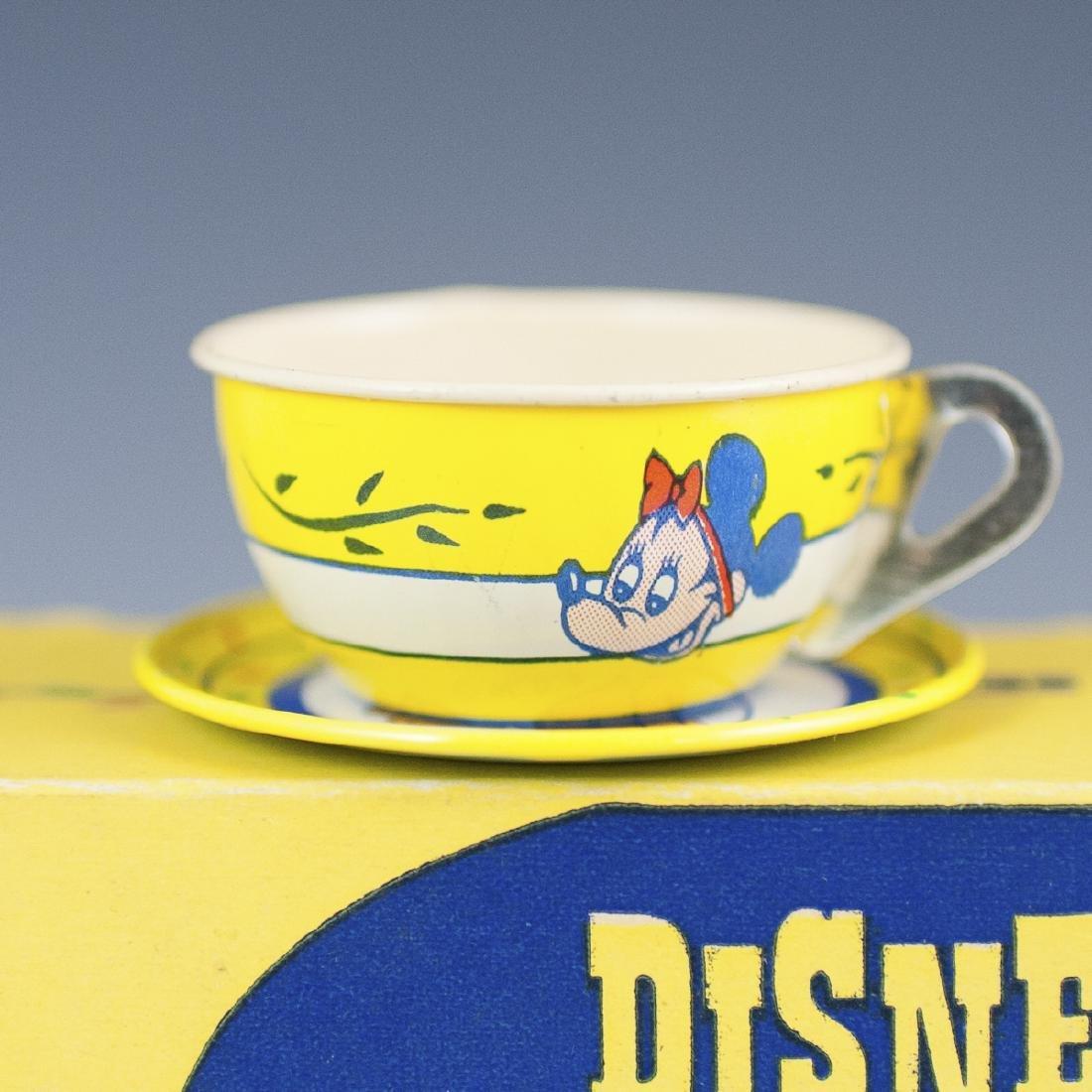 Disneyland J Chien & Co. Enameled Tea Sets - 2